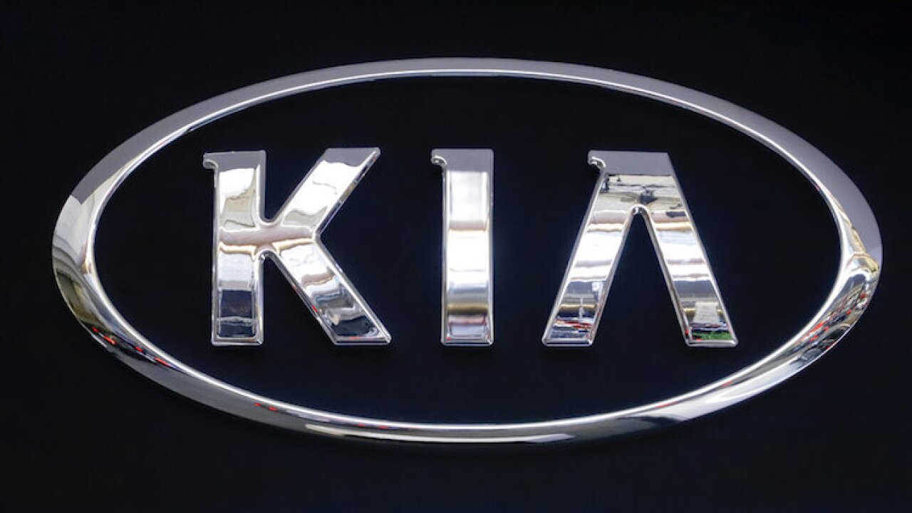 Kia Engine Fire Recall