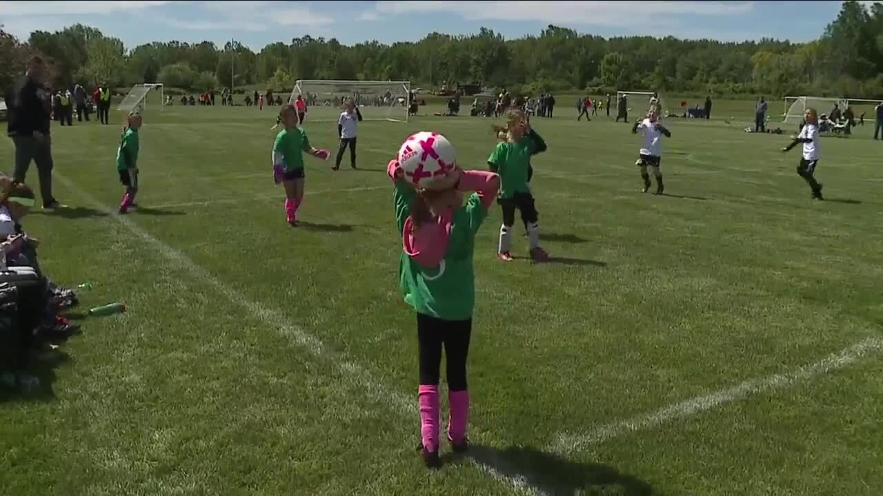 Westlake youth soccer tournament