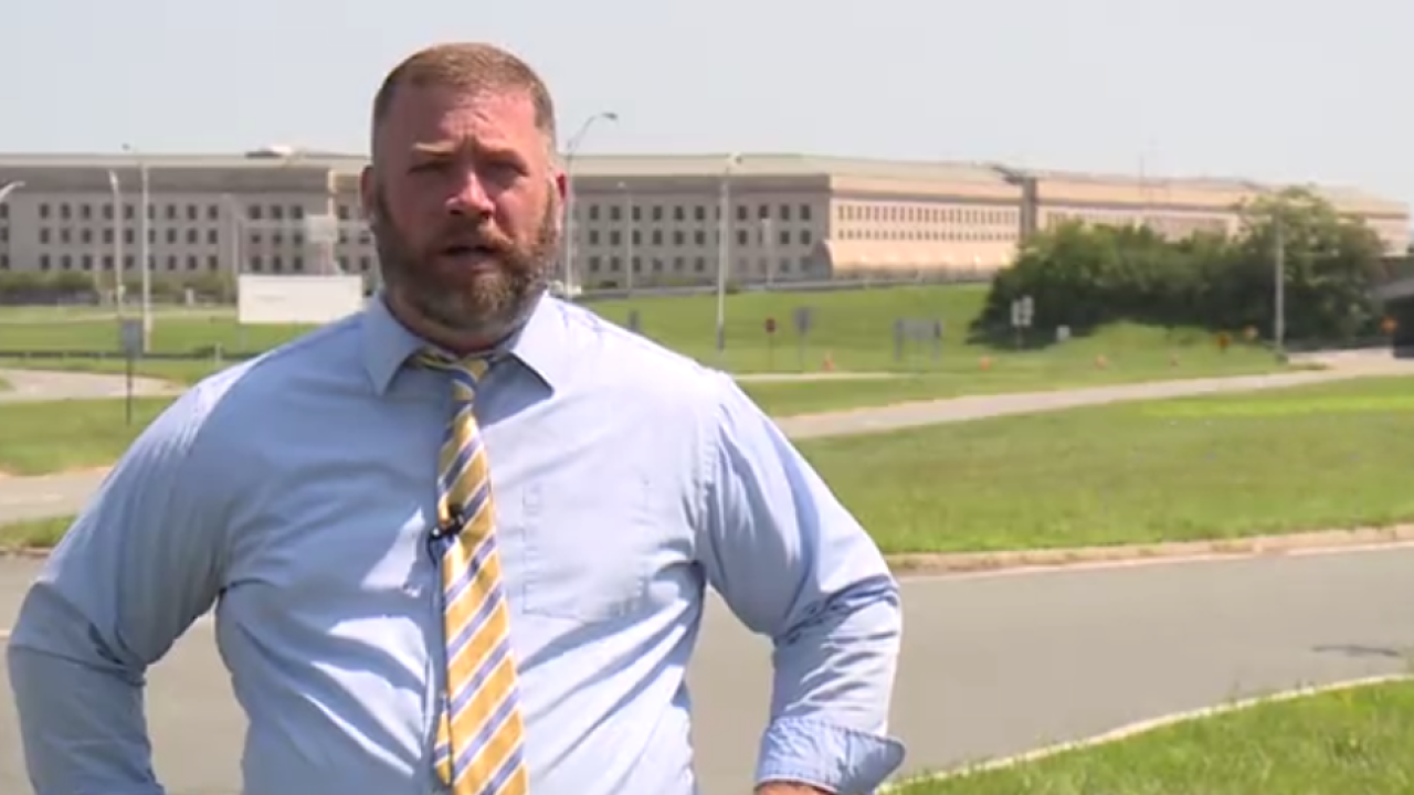 Jon Burkett at the Pentagon.png