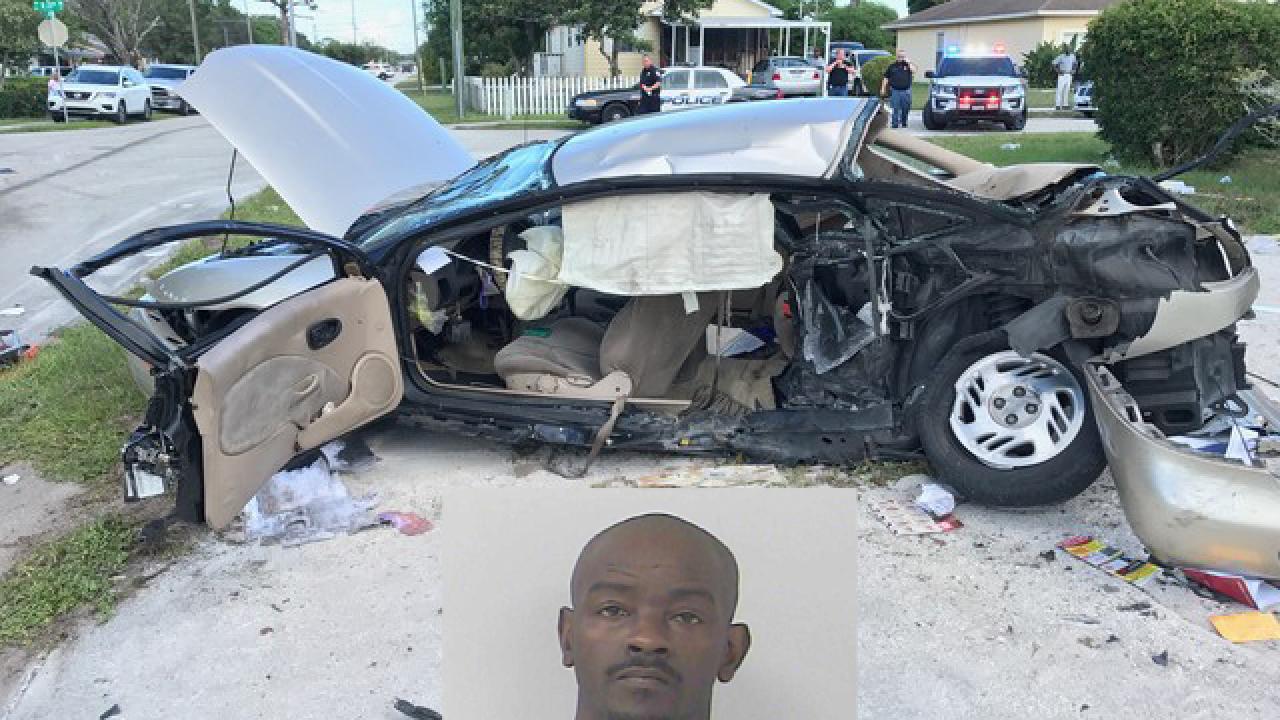 Cops: Man arrested for deadly DUI crash