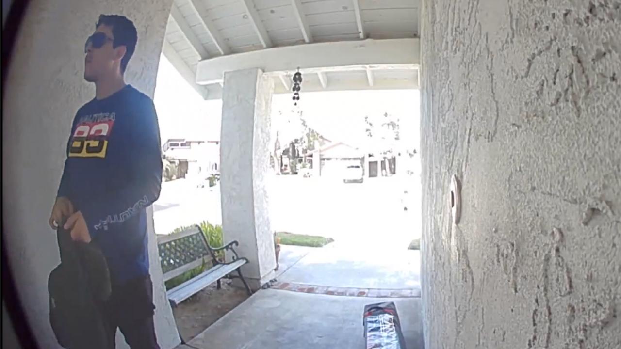 Thieves break through front door, steal 'priceless' heirloom