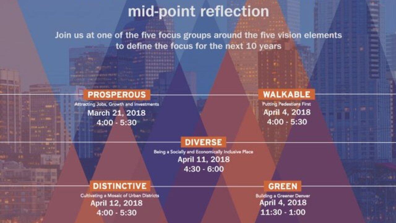 Downtown Denver Partnership plan seeks input