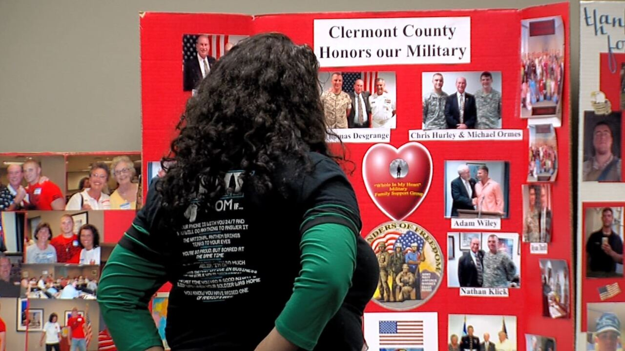 Whole in my Heart meeting in Clermont County 4