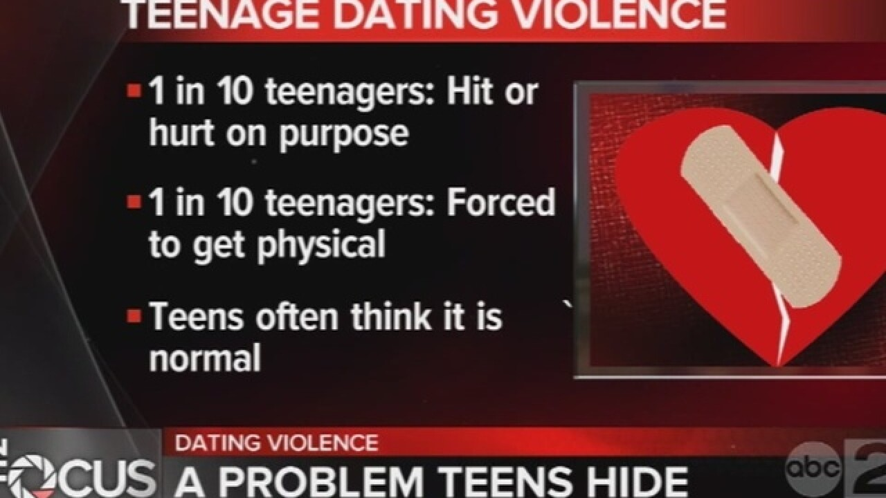 Helping adults talk to teens about dating