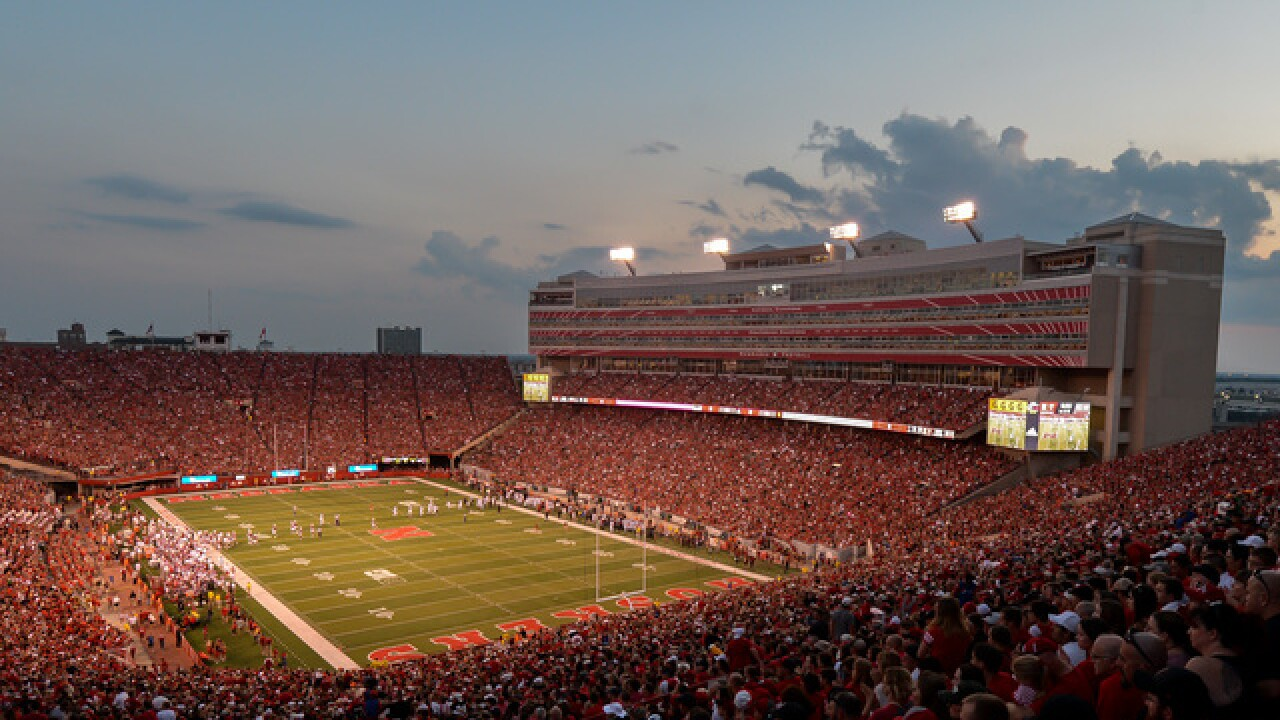 Nebraska football announces Big Ten schedule for 2022-2025