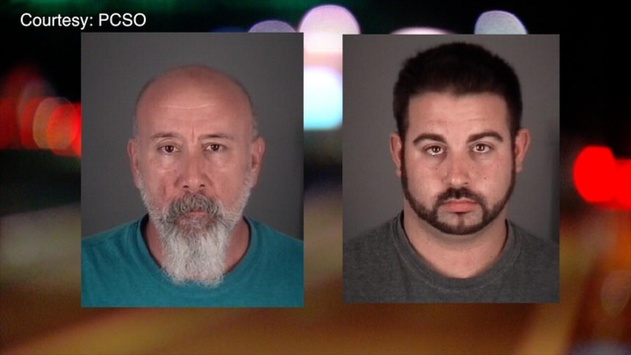 Fmr. Sheriff's Lt. arrested for road rage attack