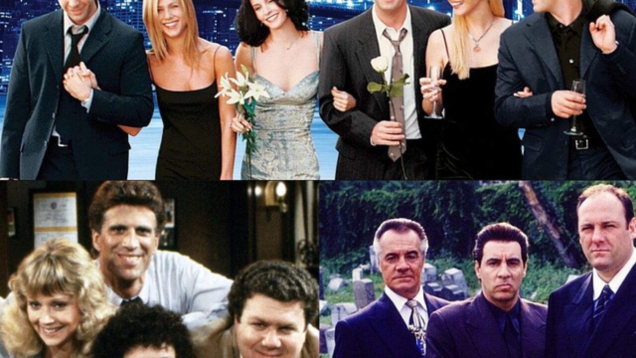 Are these the 10 best TV shows of all time?