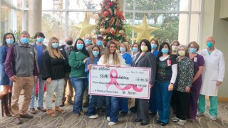 Lowndes County 8th grader makes $5K donation