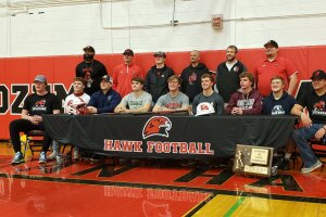 Bozeman high football has nine players commit on National Signing Day