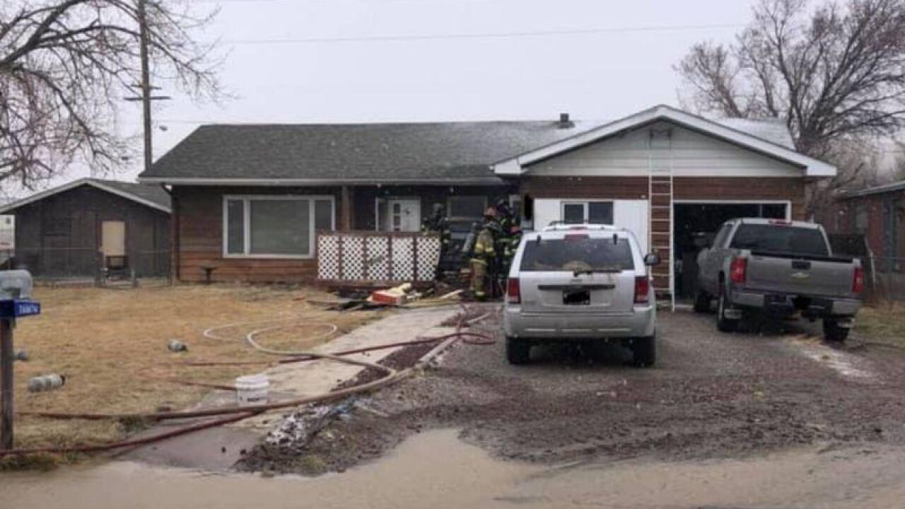 Great Falls Fire Rescue March 29, 2021