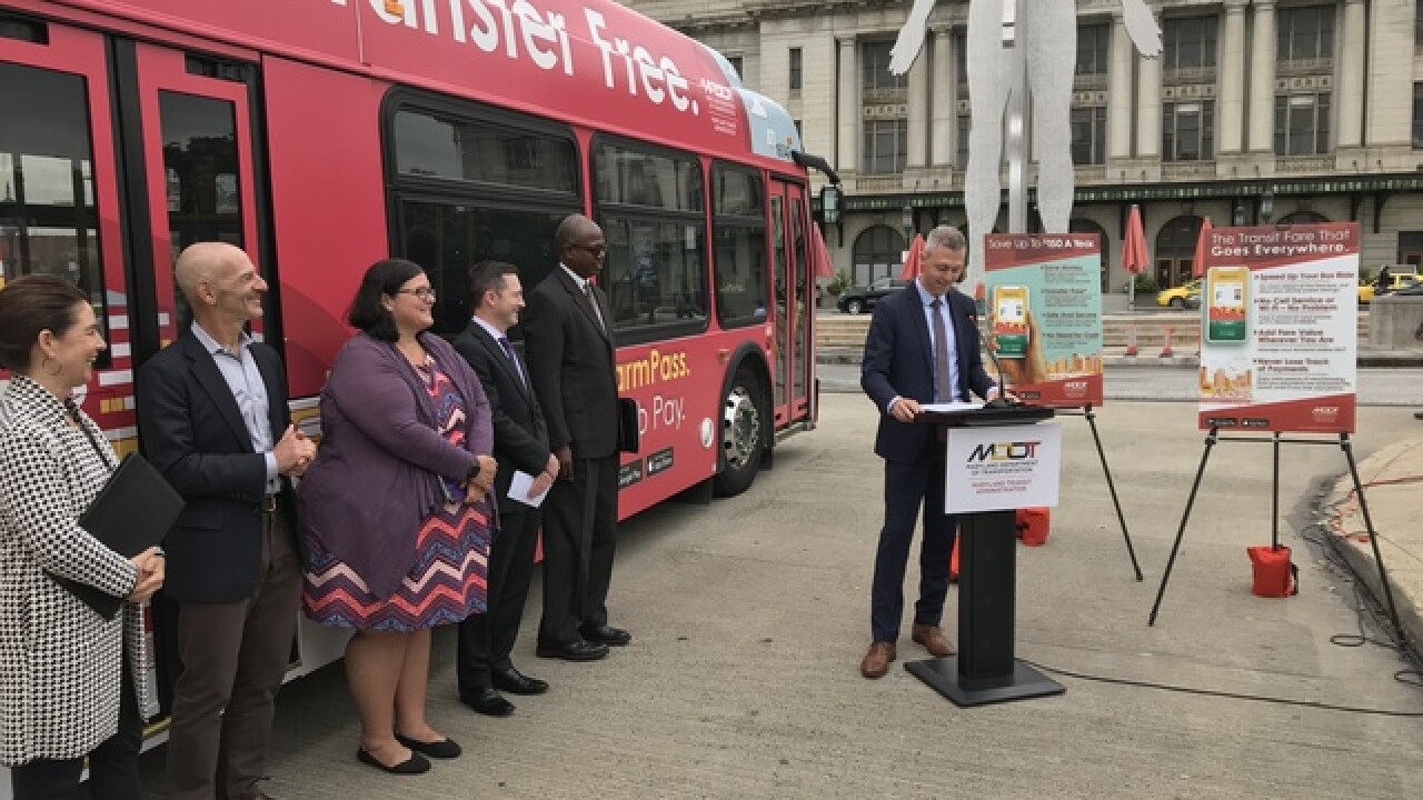 MTA announces 90-minute free transfers with new