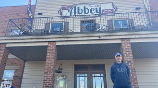 The Abbey owner says customers have been slow to return