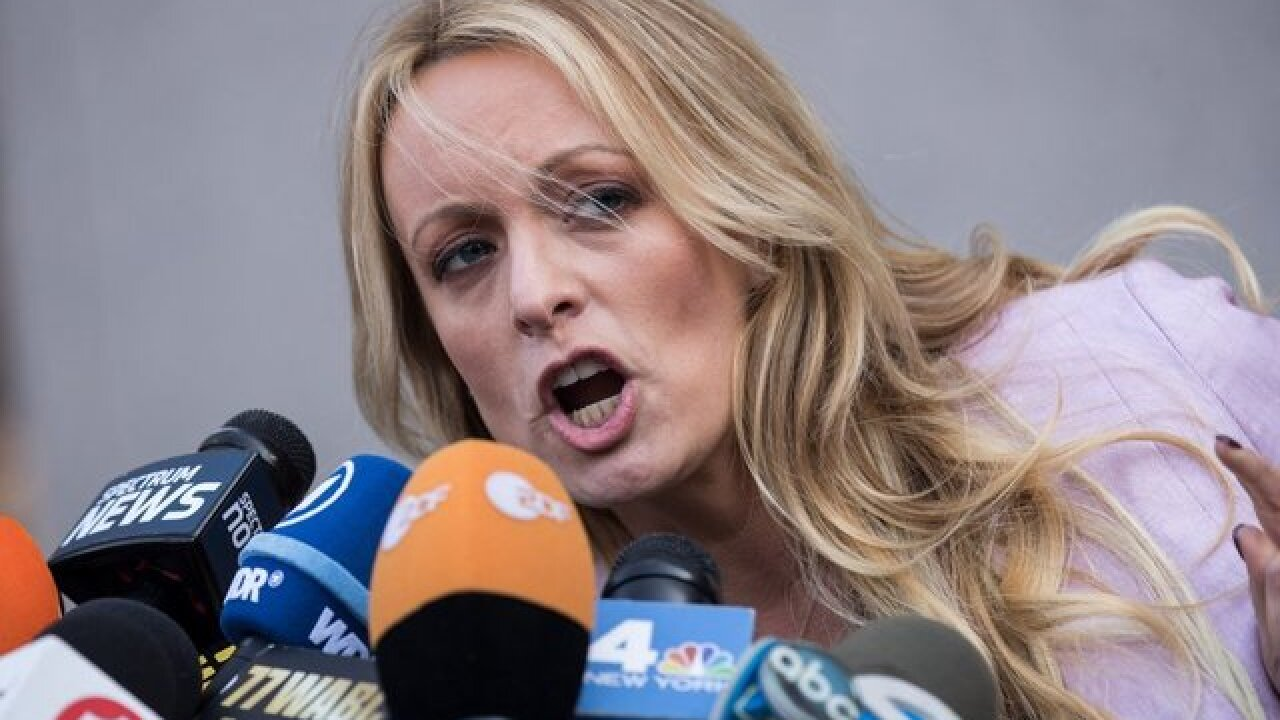 WSJ: Cohen reversed course on Stormy Daniels payment after Access Hollywood tape release