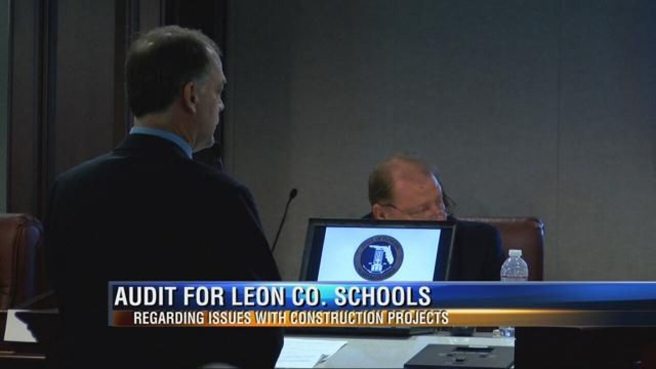 Audit of Leon Co. Schools to Continue