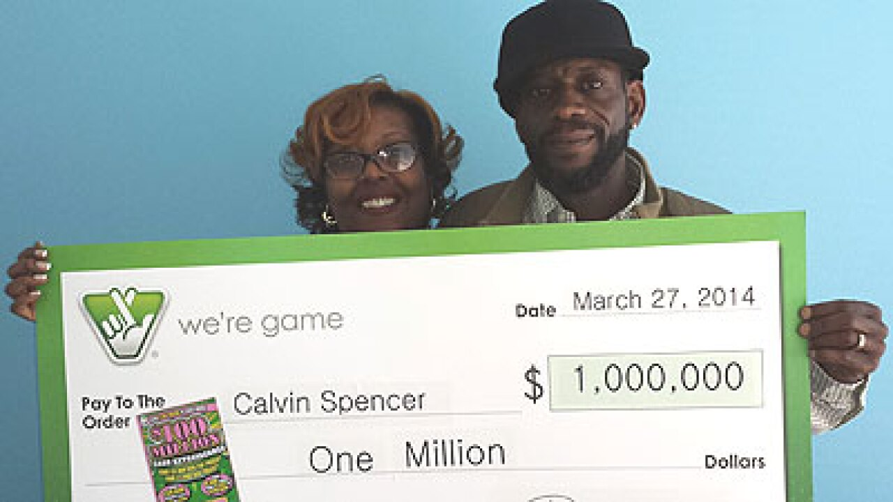 Portsmouth couple wins lottery three times in one month