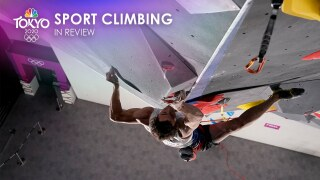 Sport climbing in review: Coleman ascends to the podium, Garnbret tops the competition