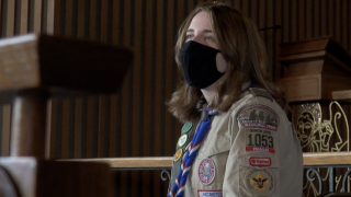 Muskegon County girl among first group of female Eagle Scouts