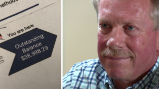 Man recovers from heart attack, receives $39,000 helicopter bill: 'We worry about bankruptcy'