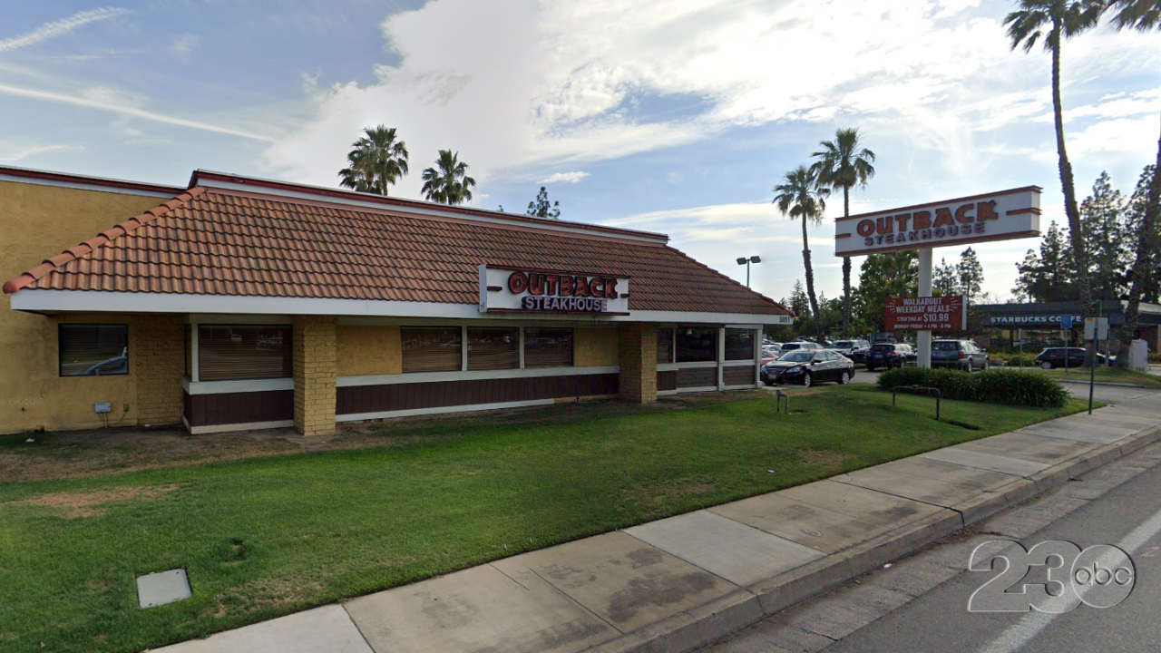 Outback Steakhouse, Stockdale Hwy