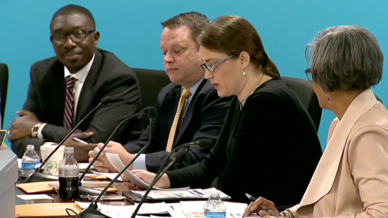 MNPS Board Members Request Audit