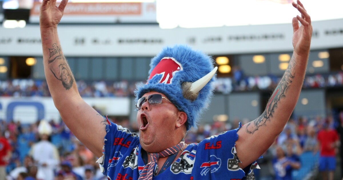 How much would you pay for tickets to the Bills home opener?