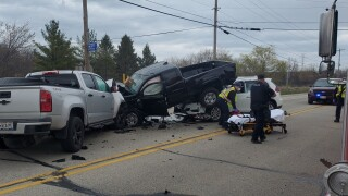 Caledonia crash