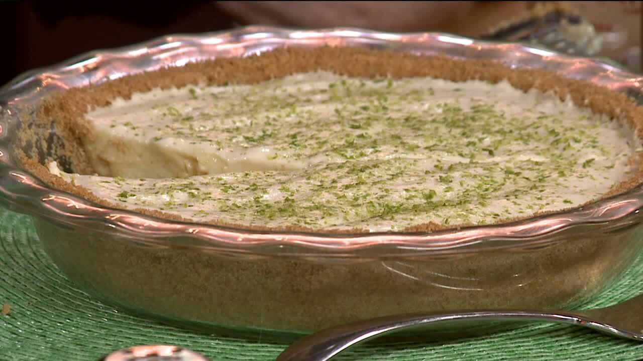 You Won't Believe What Makes this Key Lime Pie Guilt-Free