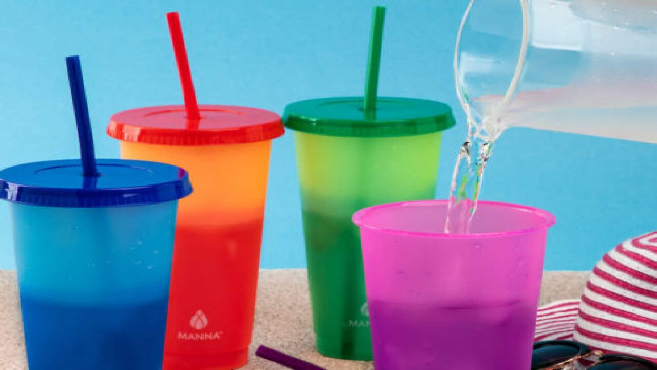 Costco Sells A Pack Of Reusable, Color-changing Tumblers For Just $14.99