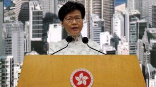 Hong Kong Leader Suspends Extradtion Bill; Activists Say Sunday Protest Still On