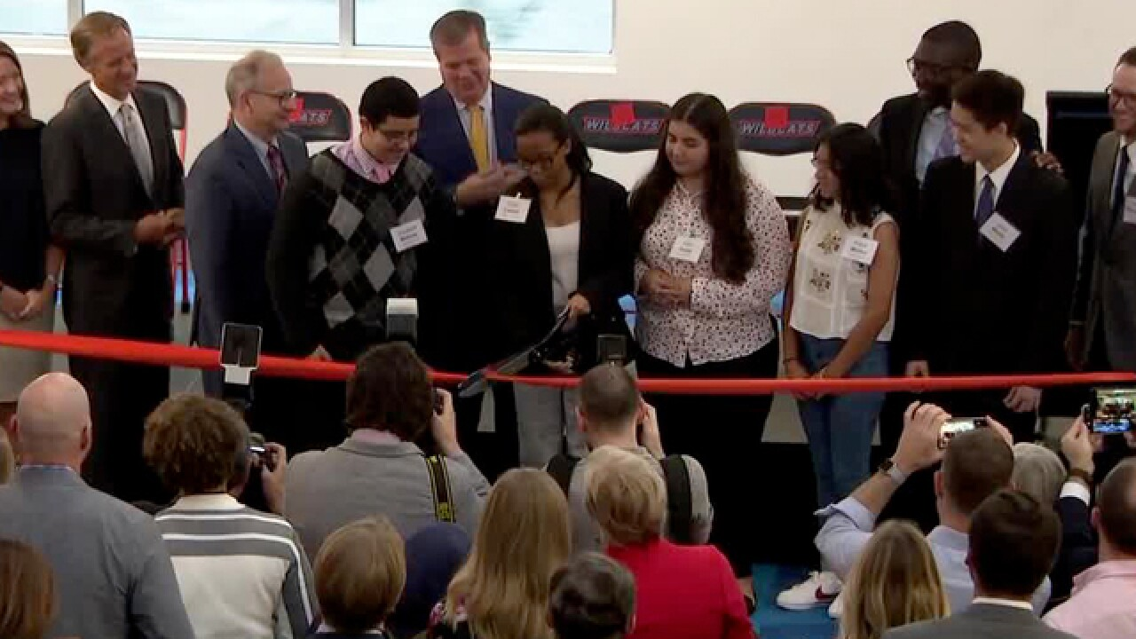 Opening Of Valor College Prep Celebrated