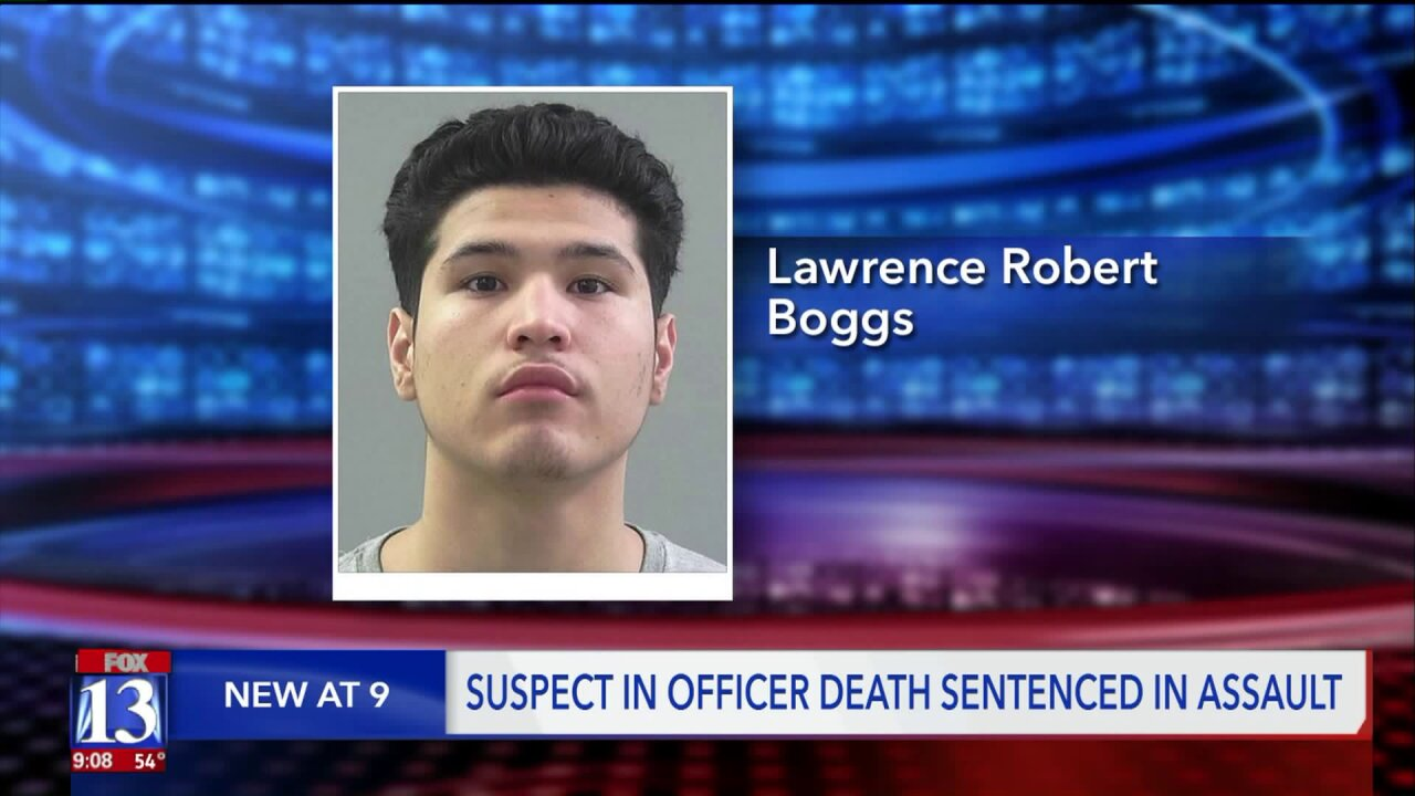 Teen convicted in connection with police officer's death to be moved to Utah StatePrison