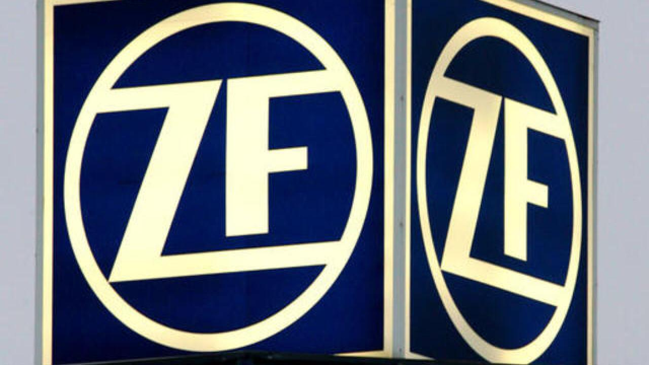 Parts maker ZF recalls 505K transmission control sensors