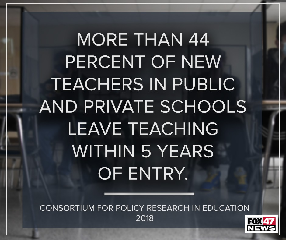 2018 study by the Consortium on Policy Research in Education