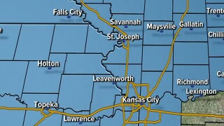 Winter storm watch issued for Sunday in Kansas City area
