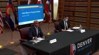 denver 2021 budget proposal michael hancock brendan hanlon