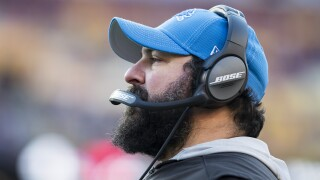 Matt Patricia expects Lions to work from home for 'next couple weeks'