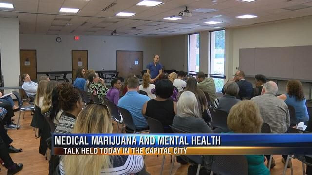 Local Doctor Speaks Out on Medical Marijuana's Benefit to Mental Health