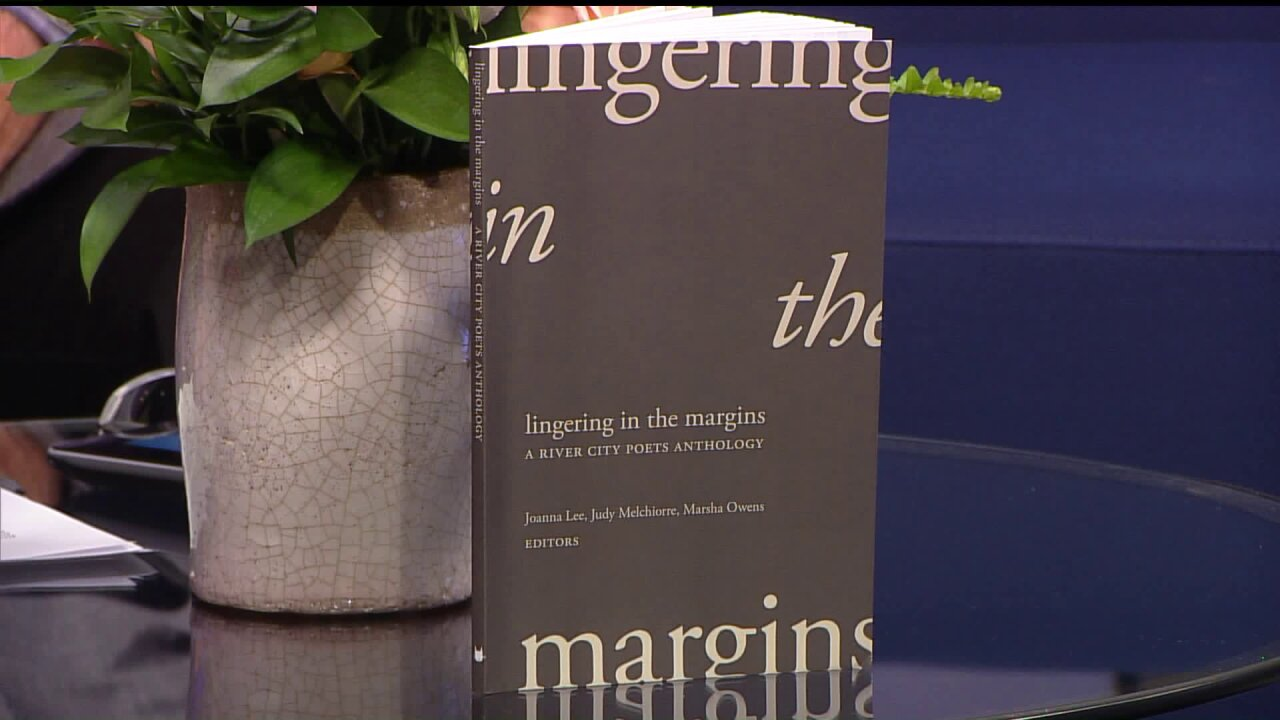 Local poets launch 'Lingering in theMargins'