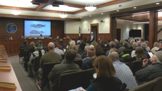 Whitefish City Council Apartment Meeting