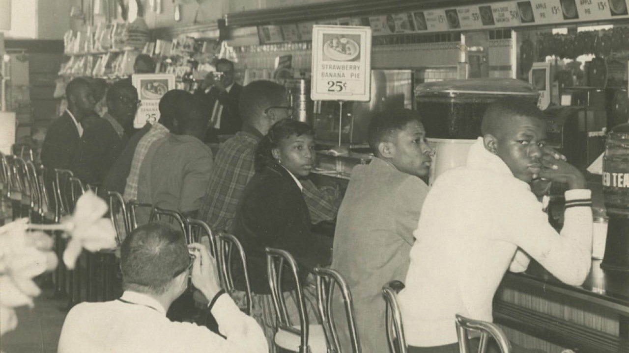 Woolworth sit-in Tampa