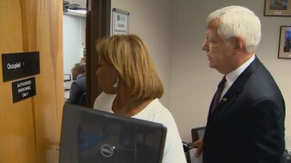School Board Meets Behind Closed Doors To Discuss Harassment Allegations