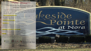 Lakeside Pointe at Nora Relocation Notice