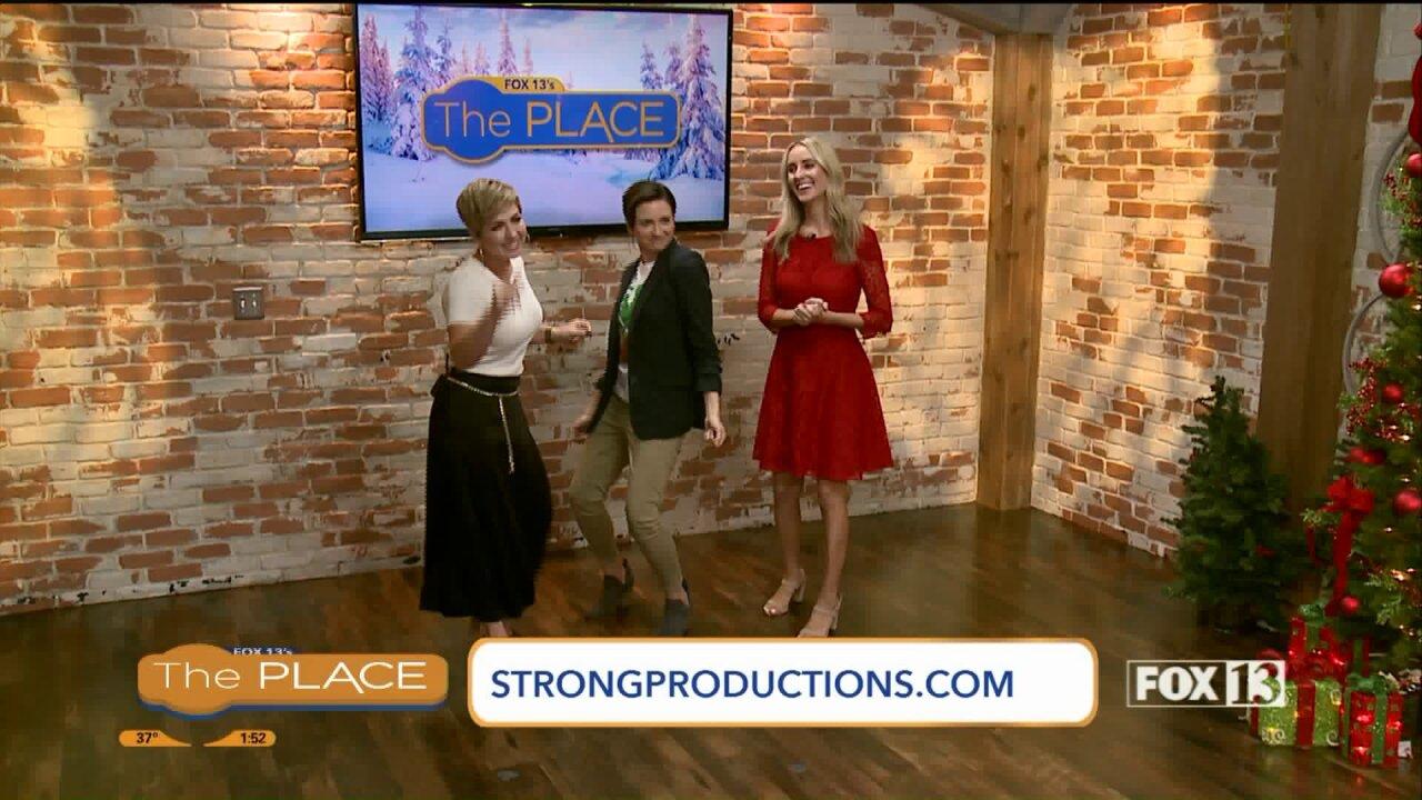 SYTYCD's Randi Lynn Strong Teaches us DanceMoves