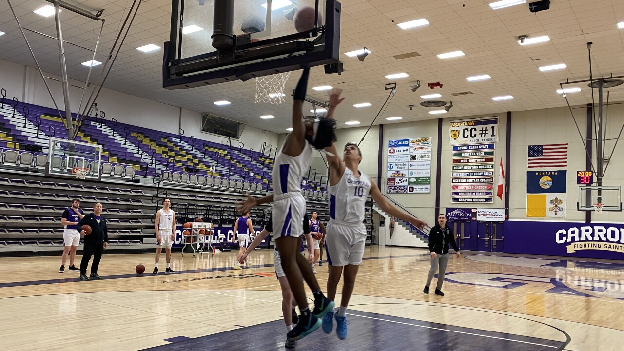 Carroll College Basketball Pleased After Conference Restart