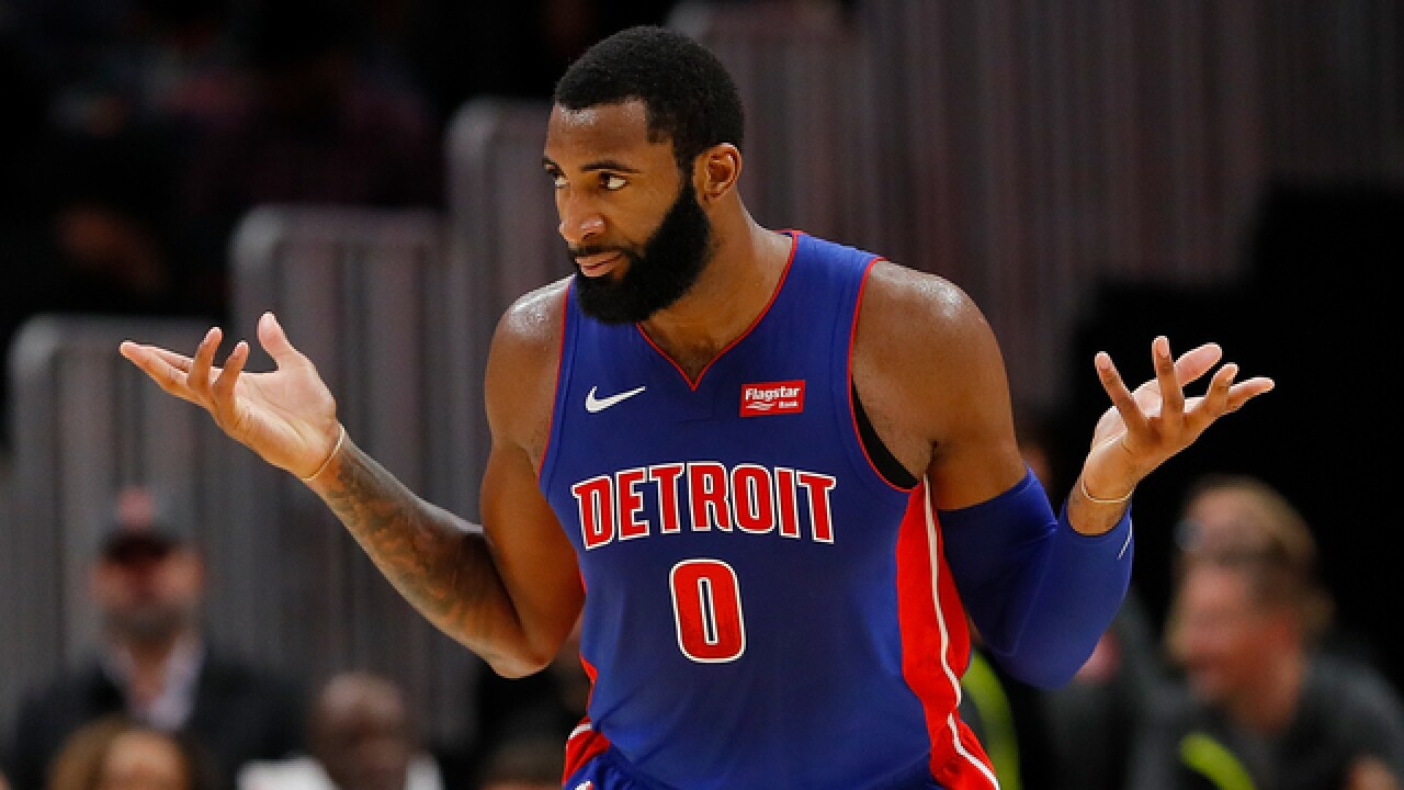 Andre Drummond, Stanley Johnson pace Pistons to easy win over Hawks