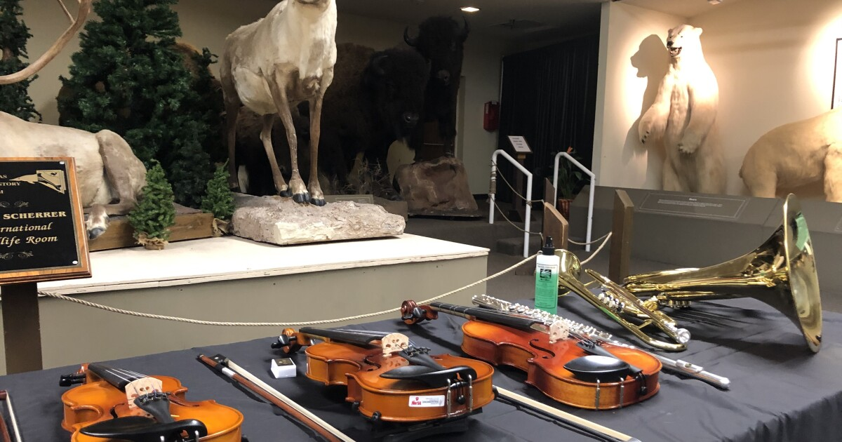 Natural History Museum adds Music Van to combine arts and sciences