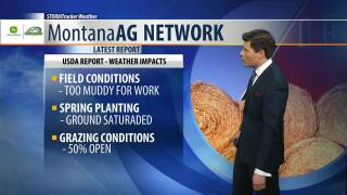 Montana Ag Network Weather: April 12th