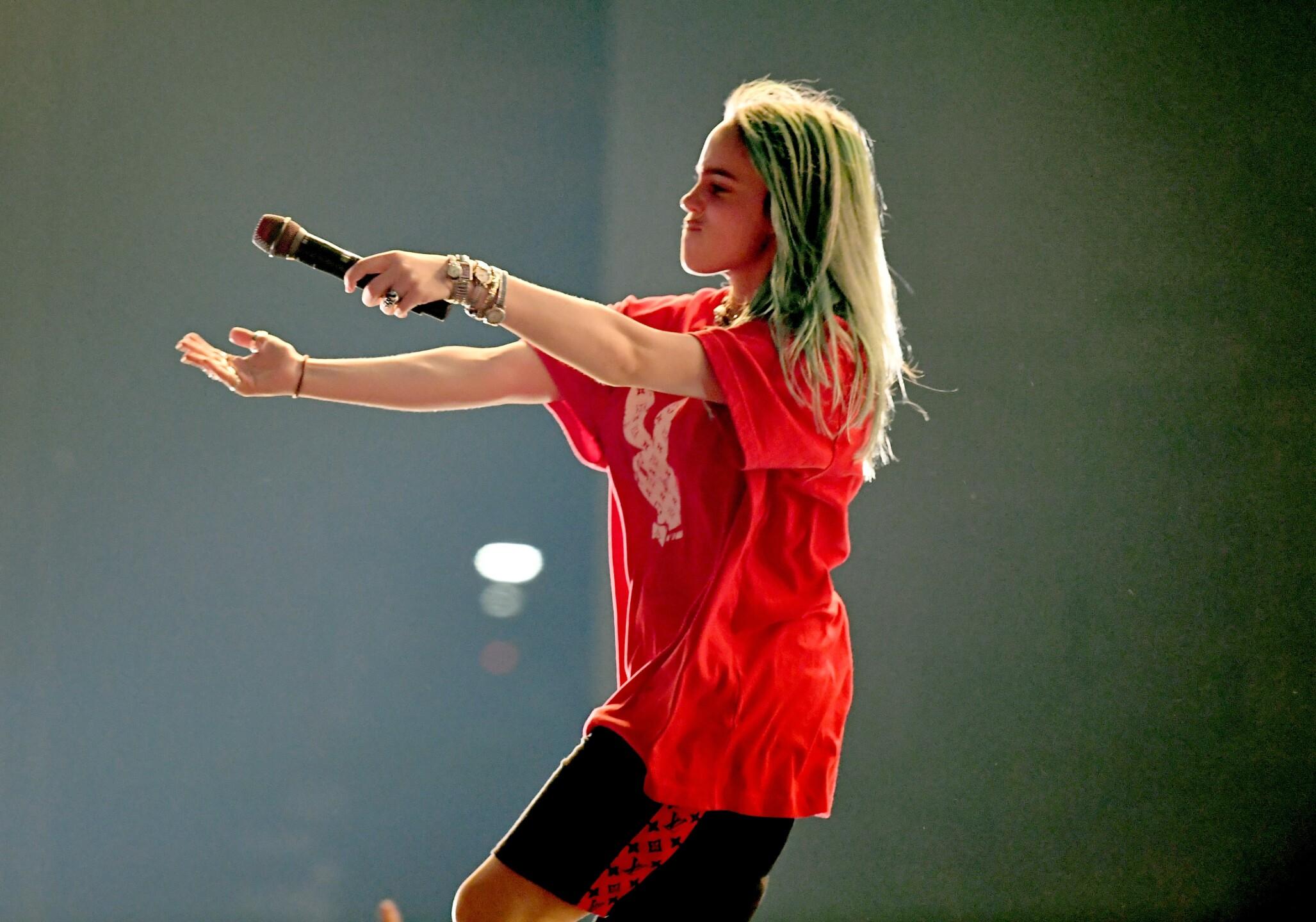Billie Eilish to perform July 6 at Summerfest