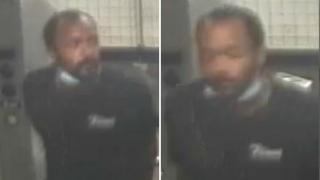 Subway robbery in manhattan