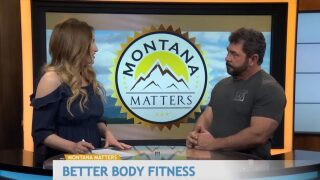 Montana Matters Interview with Better Body Fitness